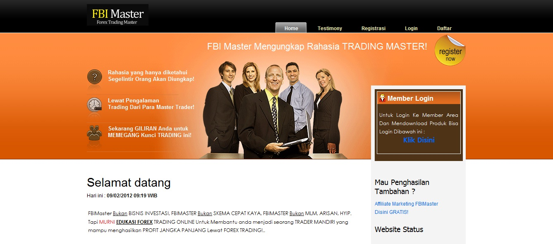 Fbi master forex