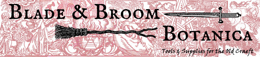 Blade and Broom Botanica