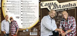 CD Caju & Castanha – Mistura De Ritmos (2015)