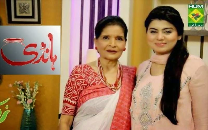 Zubaida Tariq Tip For Hair 36