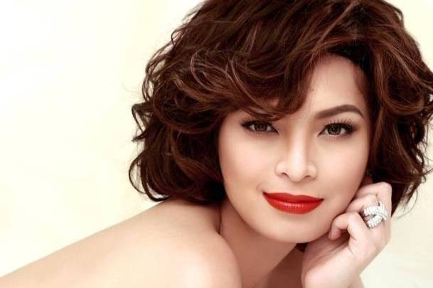 Read The Latest News Angel Locsin For Folded And Hung Campaign