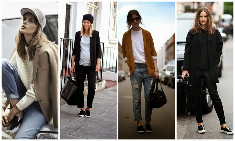 slip on sneakers trend