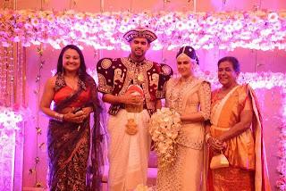 wedding Tharushi Suramya Perera