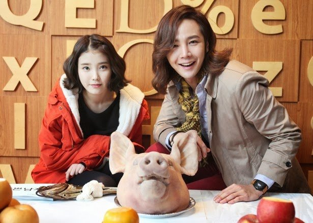 IU, Jang Geun Suk and more attend script reading session and prayer ceremony for 'Pretty Boy'