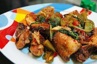 Ayam Goreng Kemangi