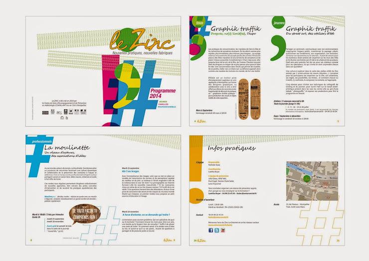 Zinc brochure