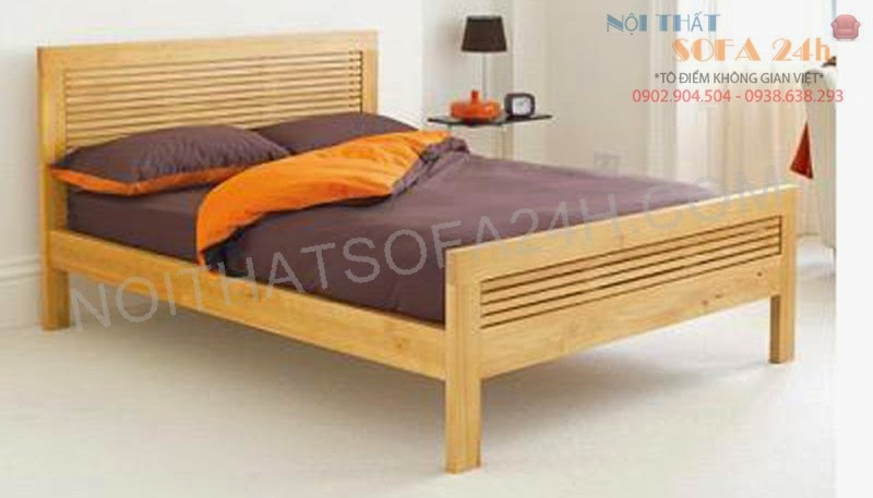 Giường ngủ GN061