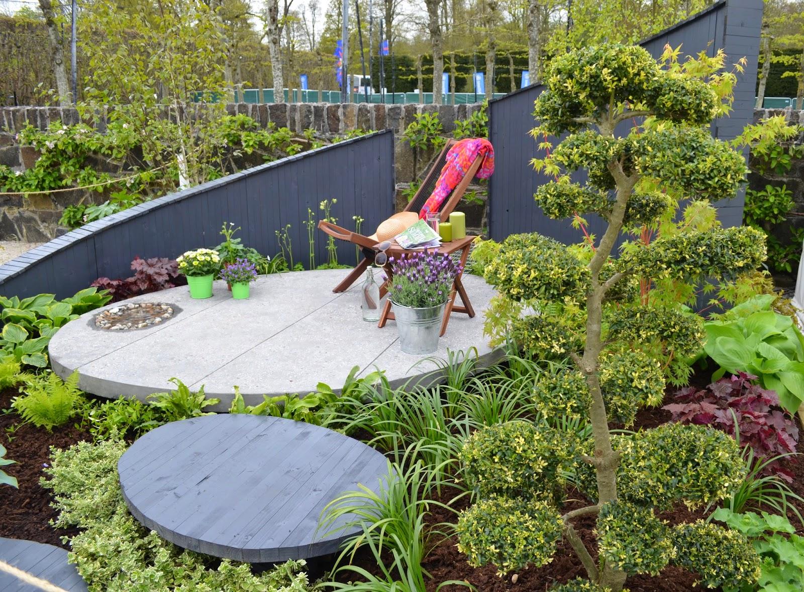 Garden design courses northern ireland for Garden design courses