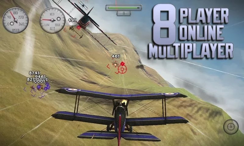 Sky Gamblers: Rise of Glory MOD APK v1.5.9 All Content Unlocked