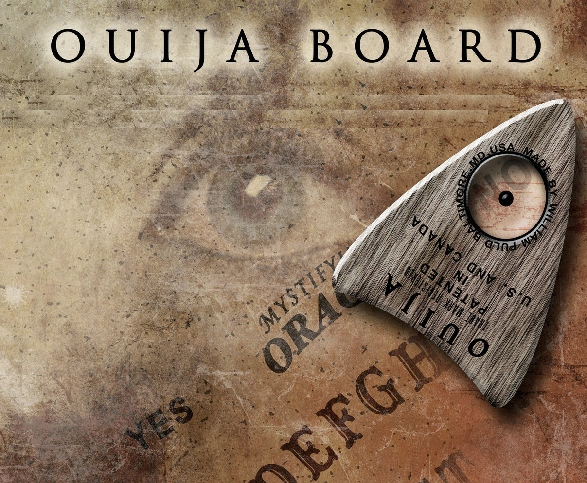 how to work a ouija board