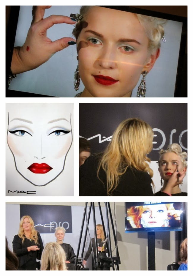 MAC Hollywood Glamour Masterclass