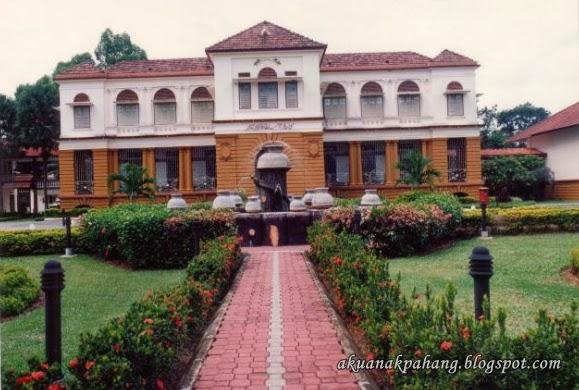 menjadi ibu negeri dan pusat pentadbiran negeri Pahang Darul Makmur