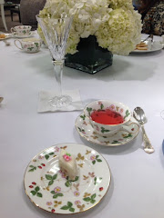 Wedgwood Wild Strawberry Pattern!