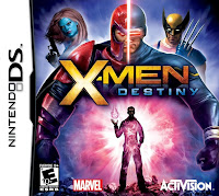 X Men: Destiny NDS