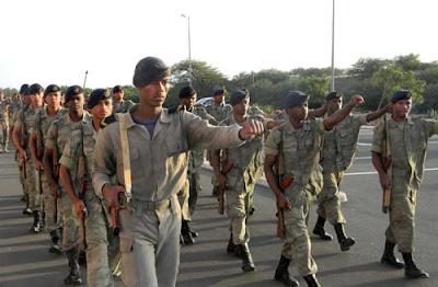 """CEMFA: """"Militares cabo-verdianos estão capacitados para dar resposta aos actos ilícitos"""""""