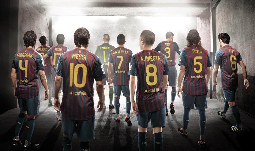 FC Barcelona HD Wallpapers 2012 2013