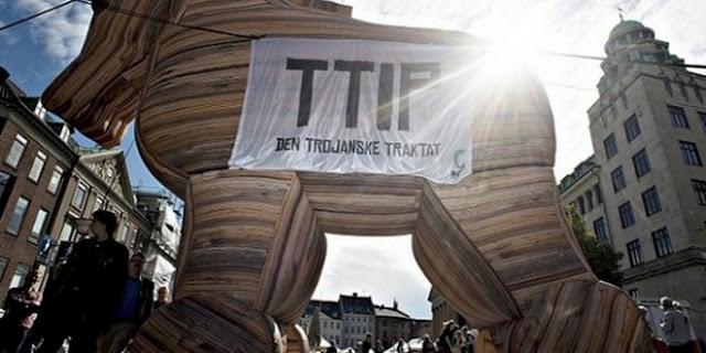 TTIP, transnacionales,
