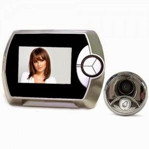 Видеоглазок с фотосъемкой Home Foto полноценная система видеонаблюдения для дома, которая устанавливается вместо традиционного дверного глазка и все фиксирует