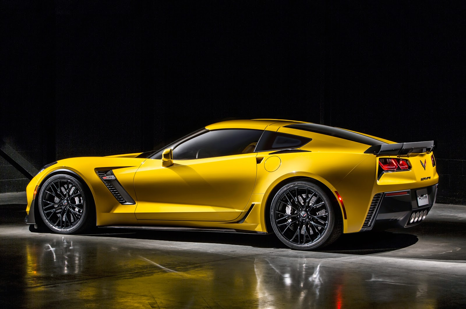 Corvette to get 30 MPG with 8-Speed Transmission?