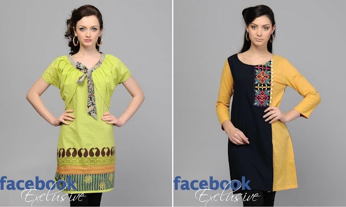 Casual Ethnic Kurtis Fashion | Ethnic Tops/Tunics-Kurtis