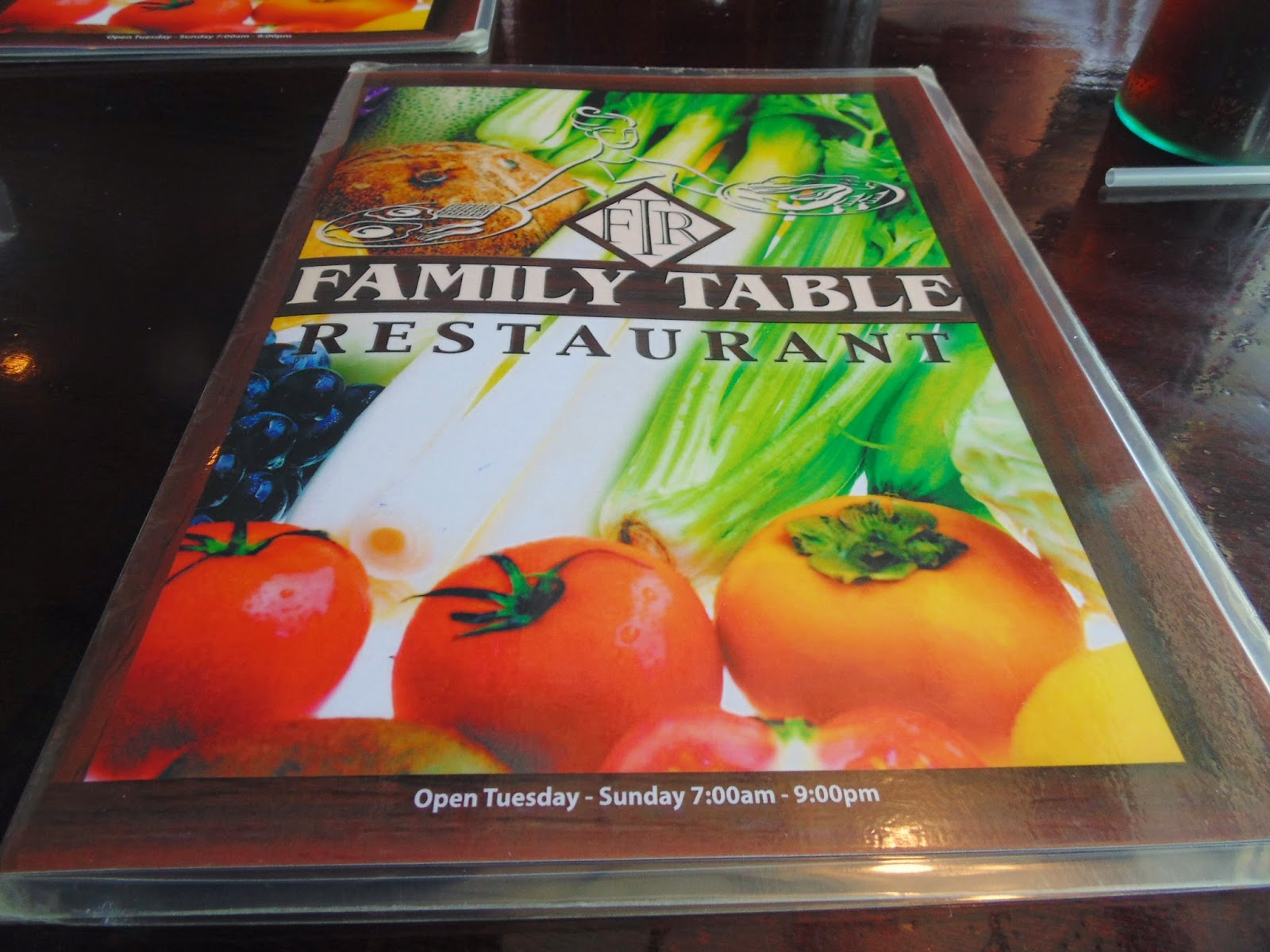 Tampa Bay Locavore Family Table Restaurant North Port - Family table north port