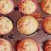 Muffinki z płatkami owsianymi