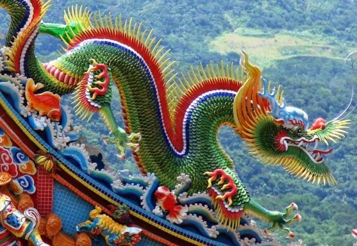 Месяц дракона часть вторая