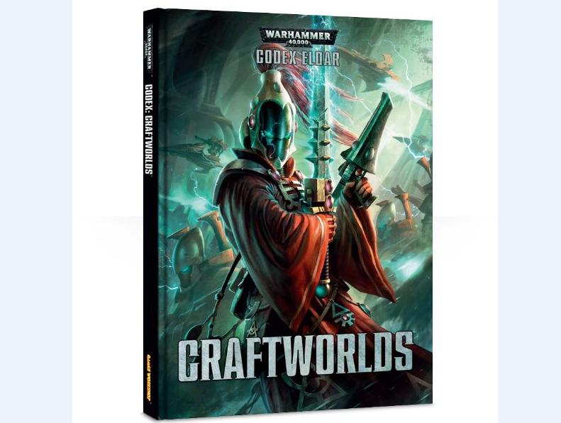 Codex: Craftworld Info is Breaking!