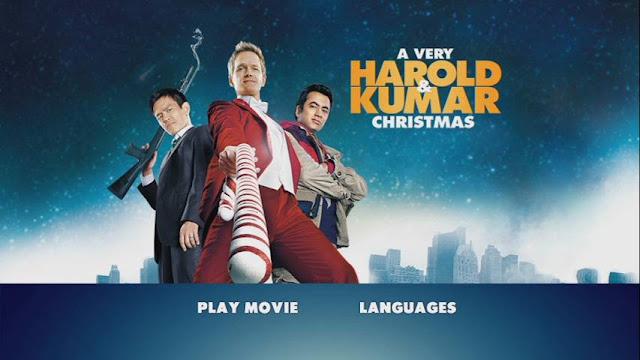 A Very Harold y Kumar Christmas DVDR NTSC Descargar Español Latino ISO 2011