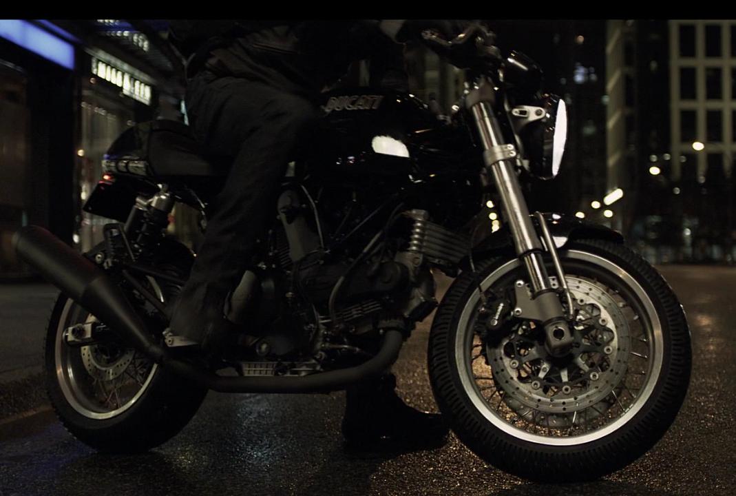 Tron Ducati Leg... T 1000 Terminator