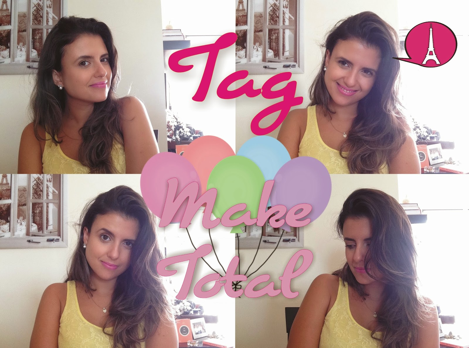 Vlog Tag Make Total