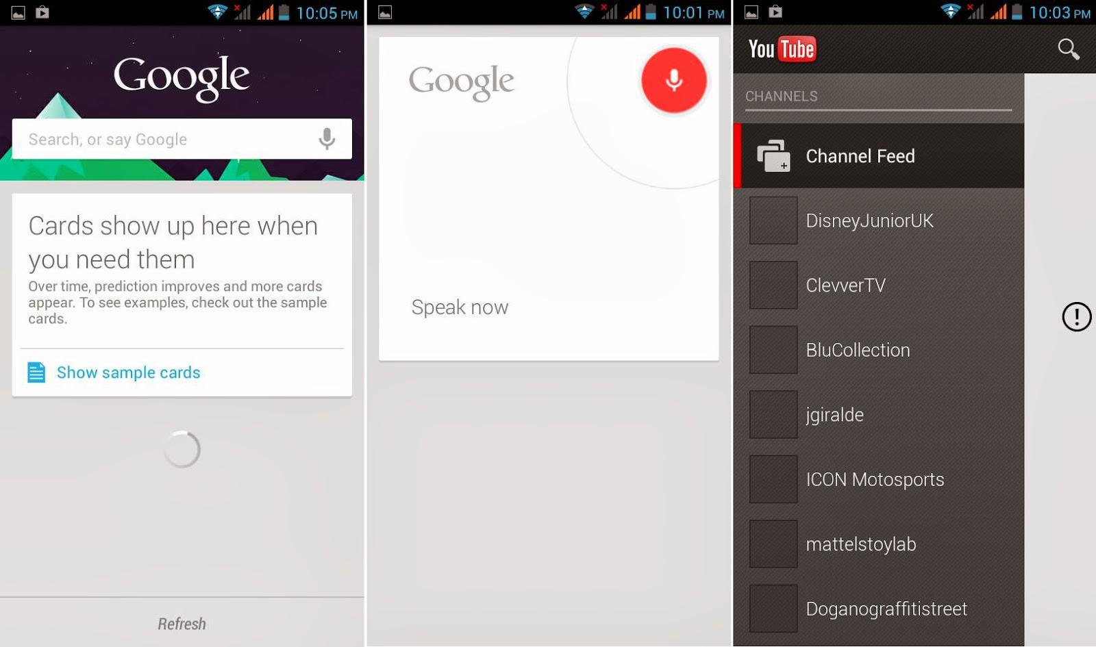 DTC Mobile GT15 Astroid Fiesta Google Apps