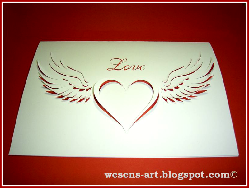 FlyingHeartsCard   wesens-art.blogspot.com