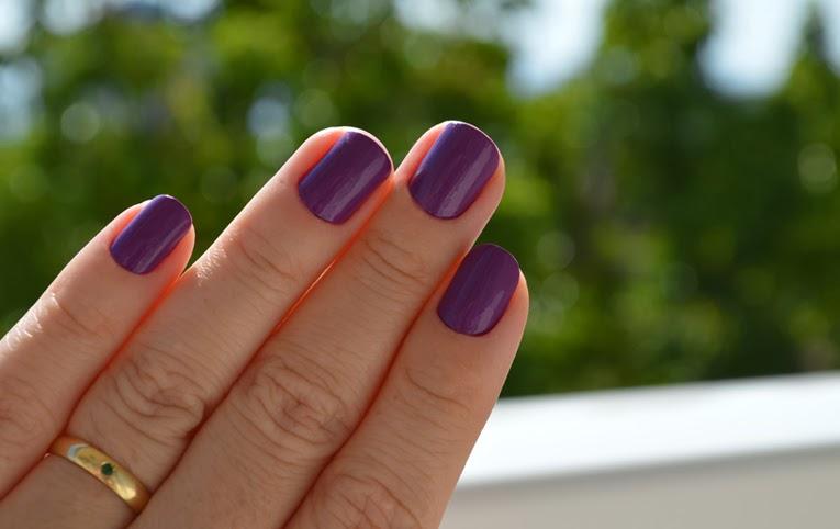 Esmalte da semana, unhas, nail, colorama, noite quente, blogueira, blogger, joinville, blog da jana, Unhas da Jana