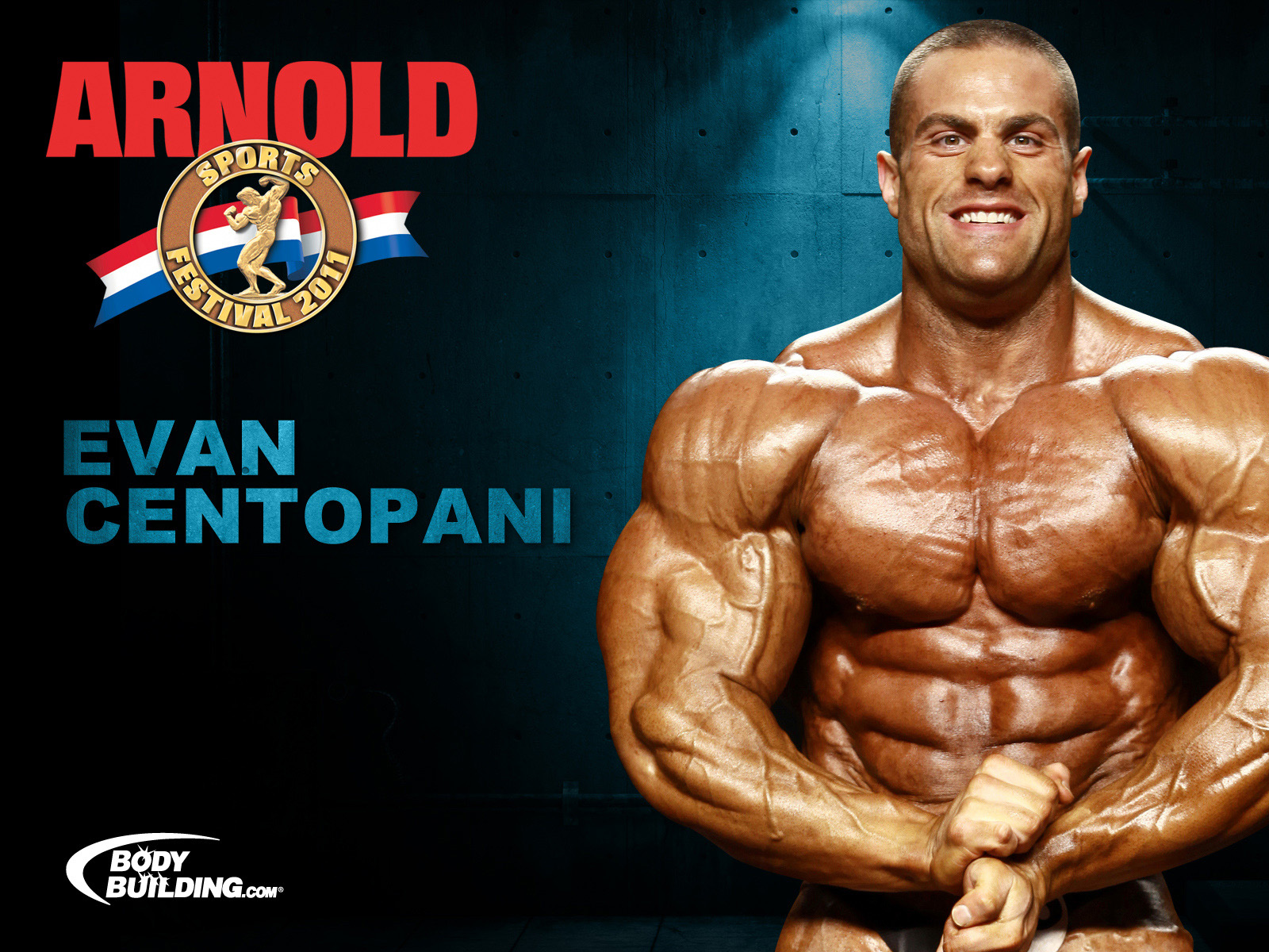 Evan Centopani Arnold Classic Wallpaper