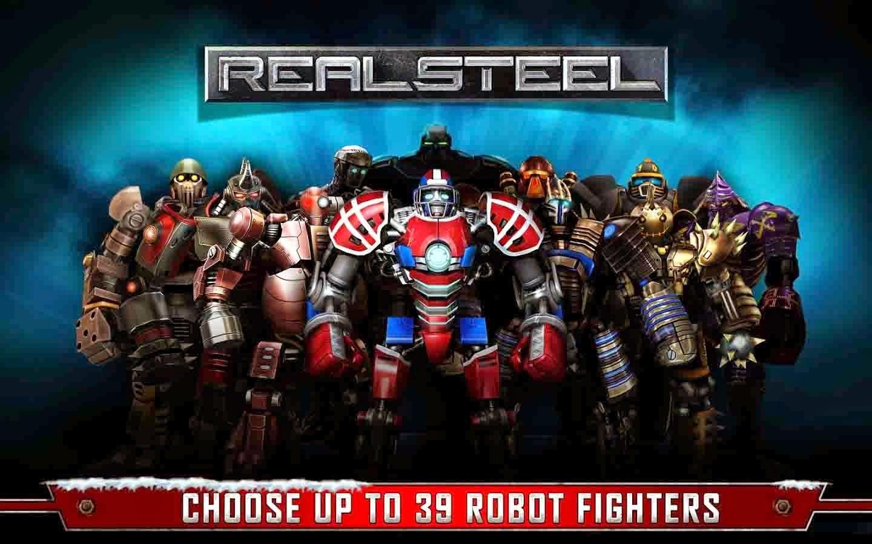 Real Steel V1.22.2 MOD Apk