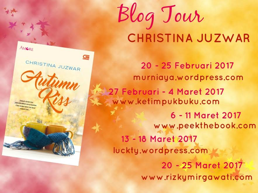 Blog Tour Autumn Kiss