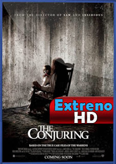 El Conjuro [3gp/Mp4][Latino y Castellano][HD][320x240] (peliculas hd )