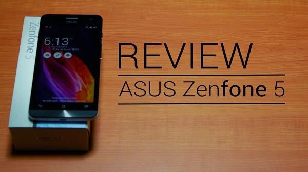 Spesifikasi, Kelebihan dan Kekurangan Asus Zenfone 5