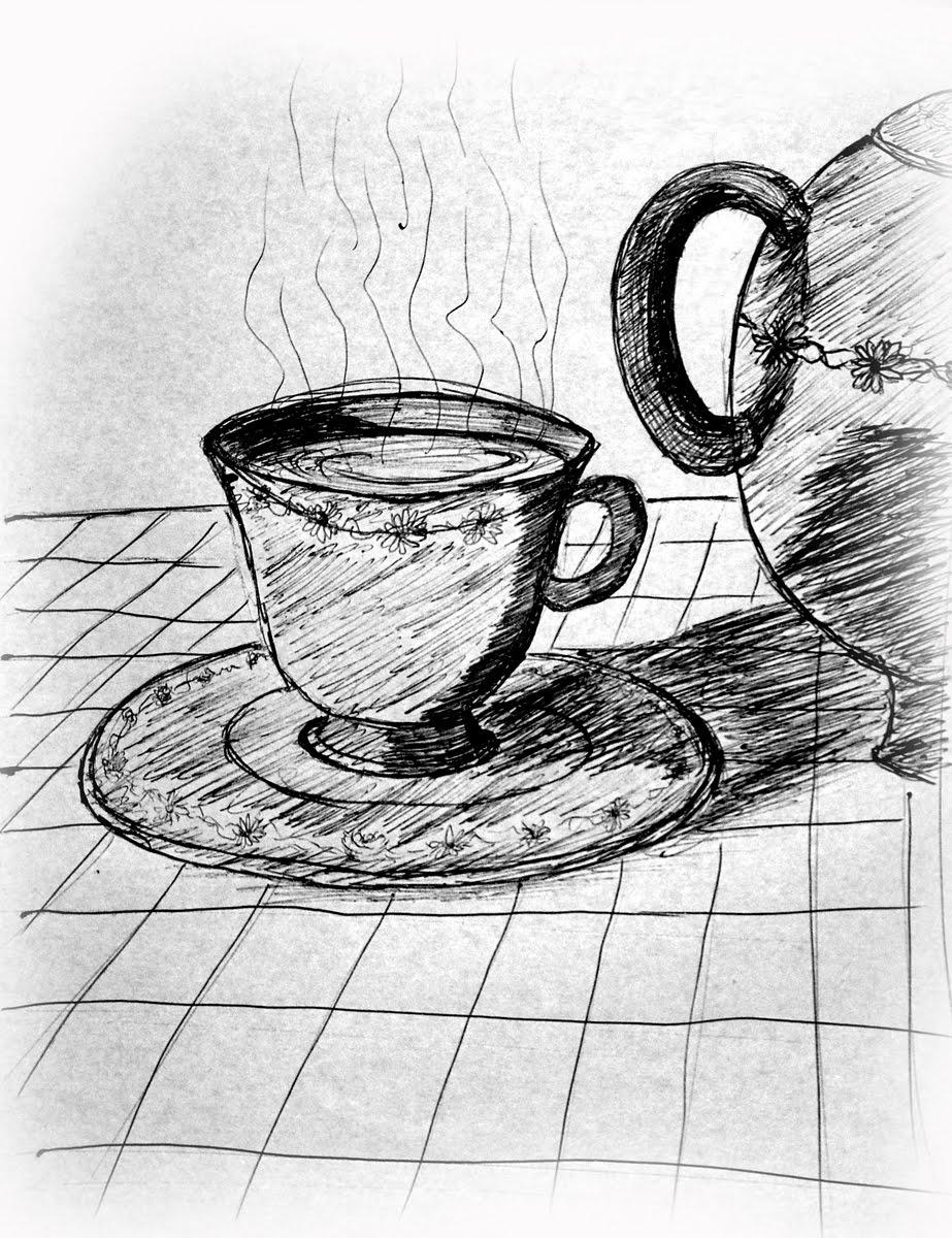 Kaffee oder Tee? Nimm dir eine Tasse und mach's dir gemütlich :)