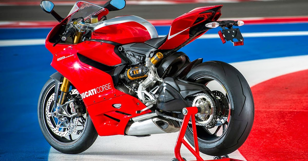 Ducati  Panigale Workshop Manual