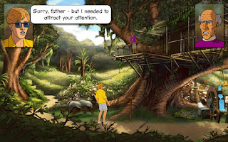 Broken Sword II Smoking Mirror v1.0.6 APK+DATA: game trinh thám cho android