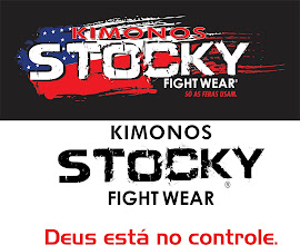 STOCKY KIMONOS E FIGHT WEAR