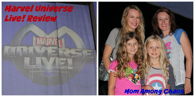Marvel Universe Live! Review, Marvel, kids, family entertainment, The Palace of Auburn Hills, Ticketmaster, tickets, Feld,