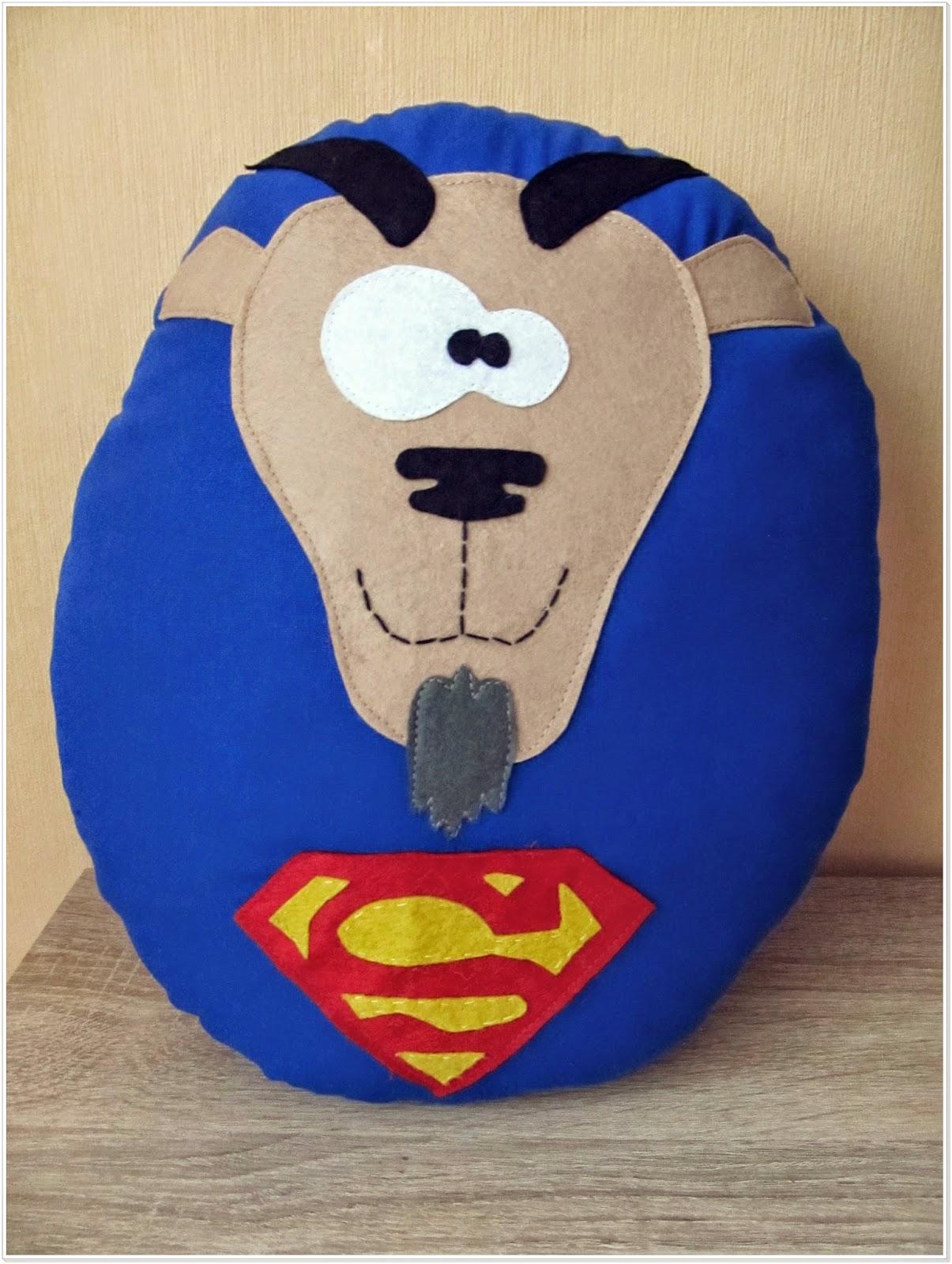 Poduszka Super Koza