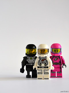 lego space three