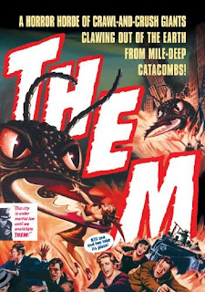 Them! poster and Amazon link