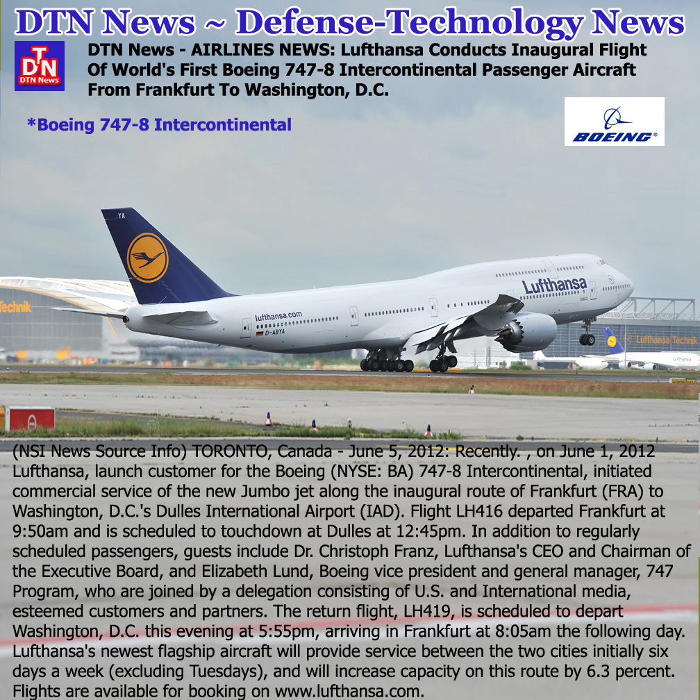 pictures of the day dtn news airlines news lufthansa. Black Bedroom Furniture Sets. Home Design Ideas