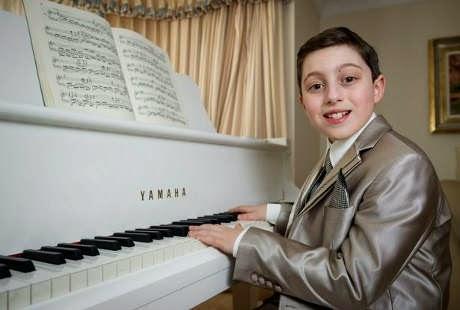 Bocah 11 Tahun Yang Telah Dapatkan Ijazah Musik
