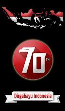 70 Tahun Republik Indonesia